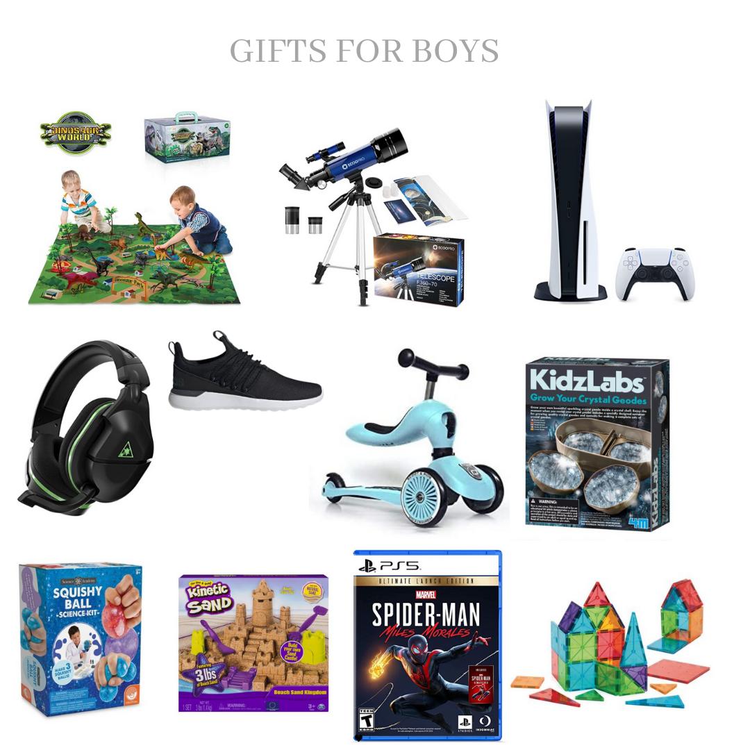 Gift guide-for boys