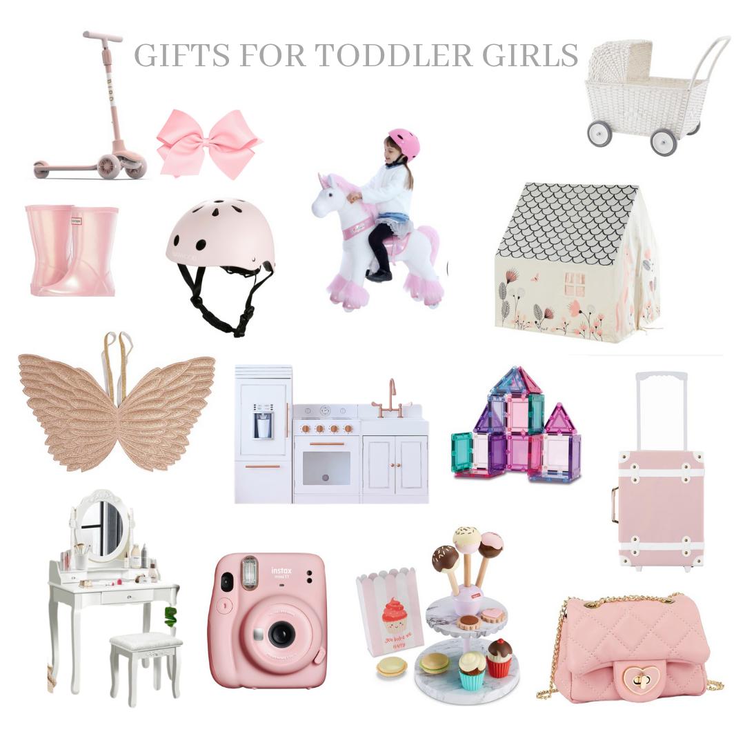 Gift Guide- Toddler girls