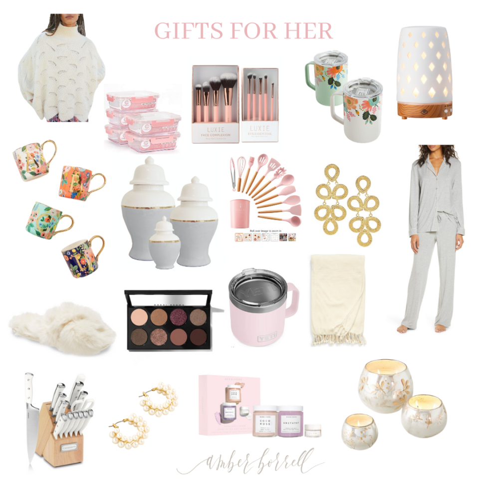 gift guide for her 2020