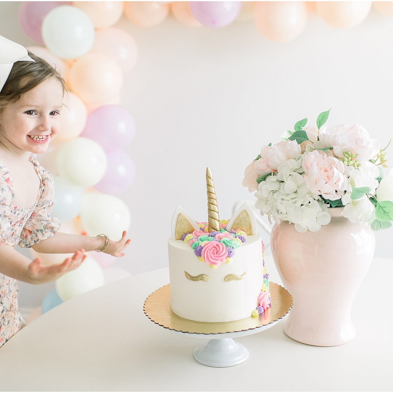 Birthday party for Lila Rose